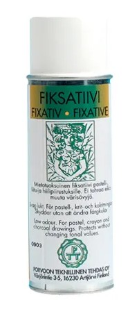 Fixatiivi GreArte 400 ml spray