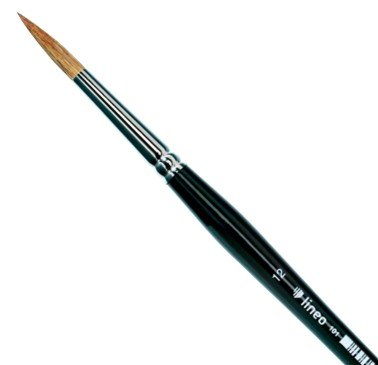Sable brushes