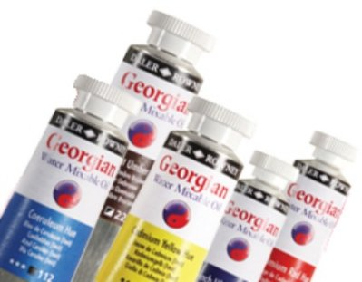 Water Mixable oil colours 37ml