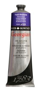 Georgian oil colours 225ml