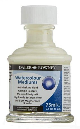 Mediums for watercolors