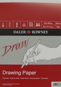 Draiwing and Sketching pad