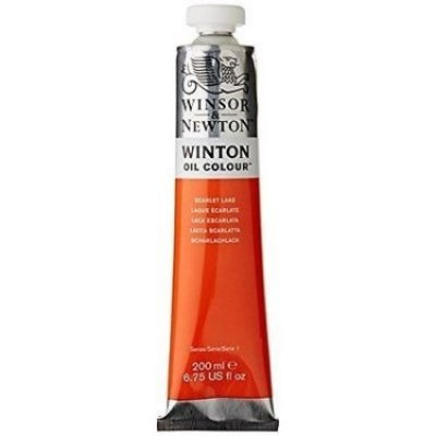 W&N Winton oil color 200ml