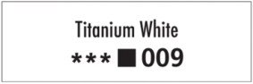 Georgian WAMO 200ml 009 Titanium White