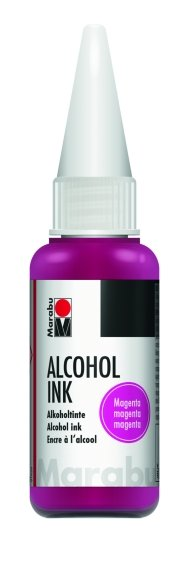 Marabu Alcohol ink 20 ml 014 magenta