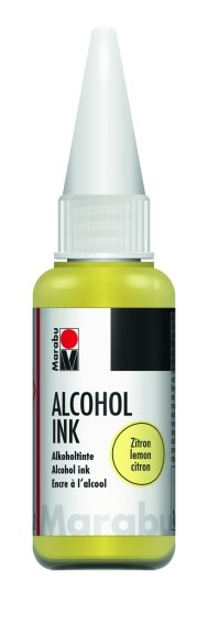 Marabu Alcohol ink 20 ml 020 lemon