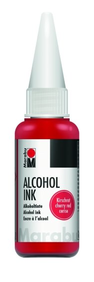 Marabu Alcohol ink 20 ml 031 cherry red