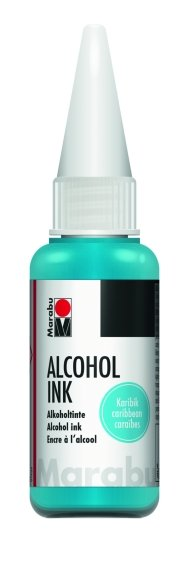 Marabu Alcohol ink 20 ml 091 caribbean