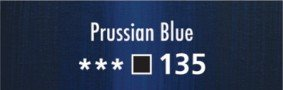 Georgian WAMO 200ml 135 Prussian Blue