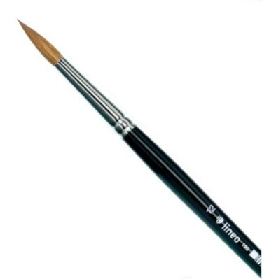 Kolinski Sable Watercolour Brushes 195 No 10/0