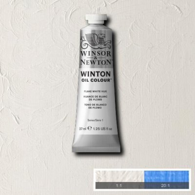 W&N Winton oil color 200ml 242 Flake white