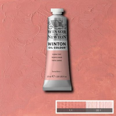 W&N Winton oil color 200ml 257 Flesh tint
