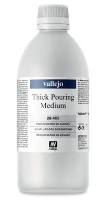 Thick Pouring Medium 500ml