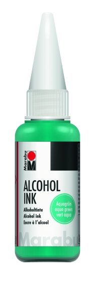 Marabu Alcohol ink 20 ml 297 aqua green