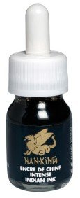 Nan King Indian Ink Black 30ml
