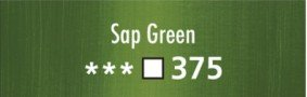Georgian WAMO 200ml 375 Sap Green