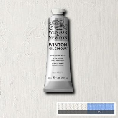 W&N Winton oil color 200ml 415 Soft mixing white