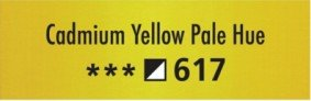 Georgian WAMO 37ml  617 Cadmium Yellow Pale
