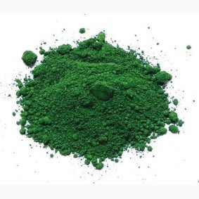 Color pigment Chromium oxide green 481 1,5dl