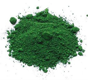 Color pigment Oxide Green 365 1,5dl