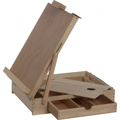 Box table easel ArtShop