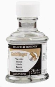 DR Goldfinger varnish 75ml