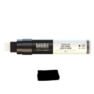 Liquitex Paint marker 15mm Carbon black