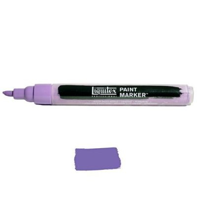 Liquitex Paint marker 2-4mm Brilliant purple