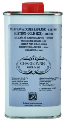 Charbonnel Mixtion 3h 250ml gilding varnish
