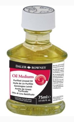 Linseed Stand Oil 75 ml