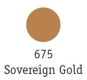 Goldfinger Metallic Paste 22ml, Sovereign Gold