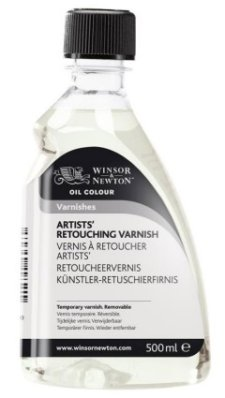 Retouching Varnish 500 ml W&N