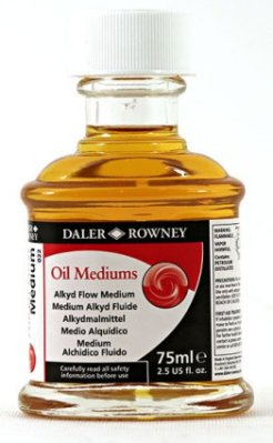 Alkyd Flow medium 75 ml *