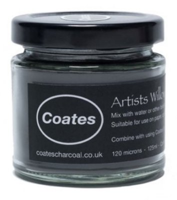 Coates a carbon powder 125 ml