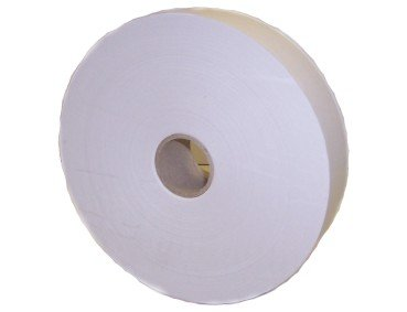 Vegetable adhesive paper white 60mm x 200m