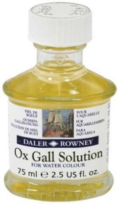 Ox Gall Solution 75 ml *
