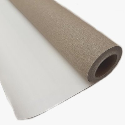 Primed cotton canvas 335g 160cm, 10m roll