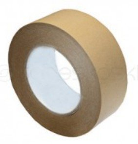 Background tape 36mm x 50m brown